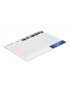 A2 Business Branded Desk Planners 50 leaves