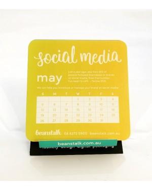 Promotional Coaster Calendars