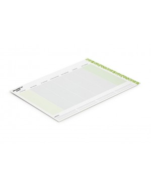 A2 Business Branded Desk Planners 25 leaves