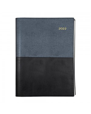 Collins A4 Black Diaries